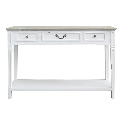 konsole beach house wei shabby chic sideboard hamptons. Black Bedroom Furniture Sets. Home Design Ideas
