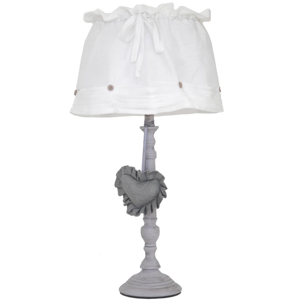 tischlampe landhaus afdecker. Black Bedroom Furniture Sets. Home Design Ideas